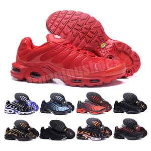 2020 TN plus red Black White Orange Running shoes wuqidhnmlgb outdoor TN shoes Women Mens Trainers Sports Sneakers 40-46
