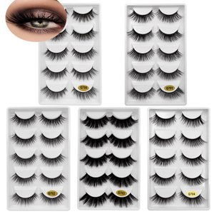 3D silk lashes faux mink eyelashes samples lash vendor 3d faux mink eyelashes with customise lash box