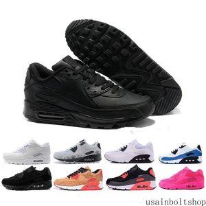 2019 Ivory 90 Mens Running Shoes Be True Mixtape Triple black White Men women Classic Yellow red Sports Trainer Cushion 36-45 usain