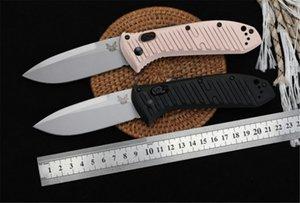 6061 Kamp BM601 5700 Bıçak 940 Blade Benchmade Alüminyum Kolu Katlanır BM BM3300 C07 BM Açık S30V Bıçak TSLNK