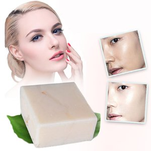 Handmade Rice Milk Soap Collagen Vitamin Skin Whitening Acne Pore Removal Moisturizing Bleaching Rice Milk Soap TSLM2