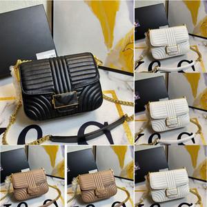 2021 New Designer Messenger Bag Lady Handbag Messenger Bag Oxide Cuero Elegante Bolsa de Hombro Compras
