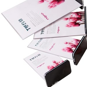 350 Piece A6 Acrylic Desktop Card Display Sign Holder Menu Price Tag Display Stand For Store&Hotel&Supermarket