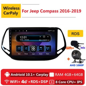 2 din 8 core android 10 car radio auto stereo for 2 2020 2020 navigation GPS DVD Multimedia Player car dvd