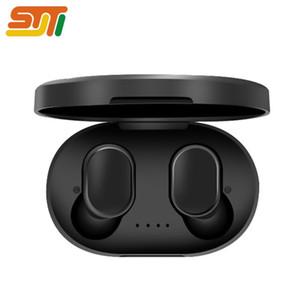 A6S TWS Wireless Bluetooth Headset Noise Reduction Waterproof Music Sports Bluetooth Earbuds In-Ear Wireless Headphones