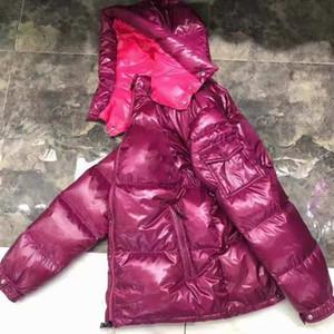 Mens Designer Down Giacca Puffer Giacca con cappuccio Cappotto di Cappotto Giacca Uomo di alta qualità Giù Giacche da uomo Donna Coppie Cappotto Inverno