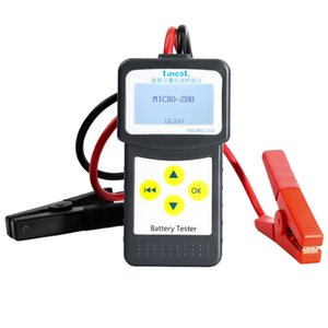 Lancol 12 volt battery capacity battery tester Micro-200
