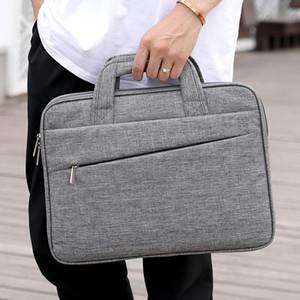 HBP15.6 pulgadas Gran bolsa de laptop grande impermeable ultraligero portátil bolso de bolso de negocios Maletín de negocios bolsos bolsos de viaje XA82C Q0112