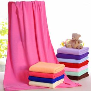 Hot Sale Baby 70x140cm Hotel Spa Bath Towel 100% Genuine Turkish Cotton Towels1