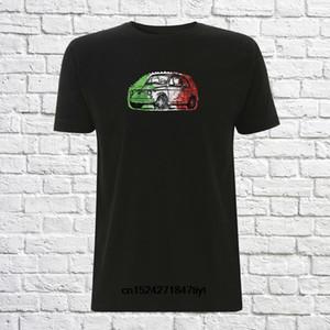 Homens italiana Fiat 500 T-shirt Melhor Carro da bandeira Classic Car Itália Design legal esporte moletom com capuz Hoodie