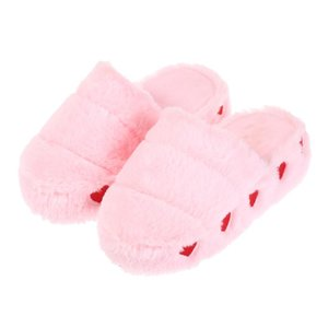 2020 Neue Indoor Maomao Sandelholz-Frauen warme Winter-Art und Weise nette Antiskid Dame Winter Haushalt Indoor Slippers