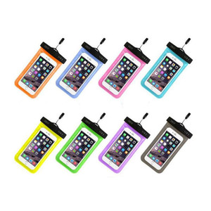 Universal Camouflage Waterproof case Universal Water Proof pouch Cover For all iphone 7 12 mini 11 pro max xr xs 8 6s Cell Phone bag cases
