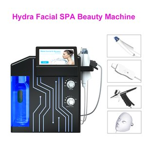 Hydra facial machine dermabrasion peeling beauty equipment facial microdermabrasion acne scar wrinkle removal skin management machine