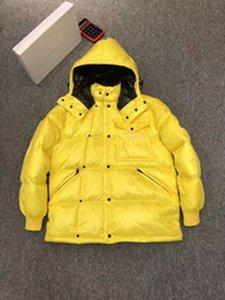Luxury Men Women Casual Down Jacket Down Coats Mens Outdoor Warm Outwear Jackets Parkas Unisex jackets