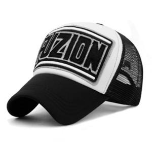 Wholesale Adult Summer Sun Hats Men Cool Hiphop Punk Rock Truck Cap Women Fashion Mesh Baseball Caps 11 Colors 201019