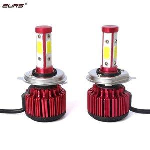 2pcs H4 LED H7 Car Headlight Bulb COB X6 3 4 5202 H13 9005 9004 H11 LED Headlight 6500K 8000LM Auto lamp Bulb