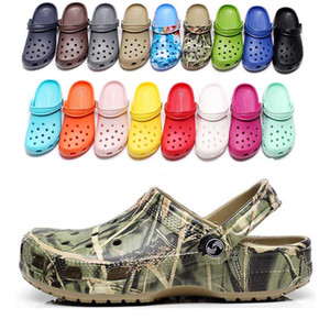 new arrival fashion Slip On Casual Beach Clogs Waterproof Shoes men Classic Nursing Clogs Hospital Women Slippers Work Medical Sandals
