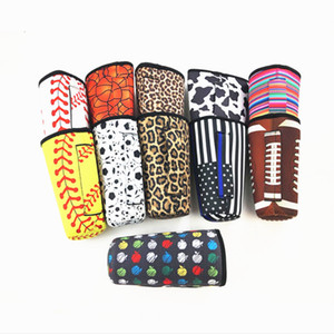 Baseball Tumbler Carrier Holder Pouch Neoprene Insulated Sleeve bags Case For 30oz Tumbler Coffee Cup Water Bottle with Carrying GWC3992