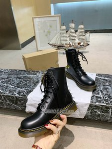 2021 new Winter Plush thermal cotton shoes snow boots Martin boots men's British style high top women's work wear boots size 35-40