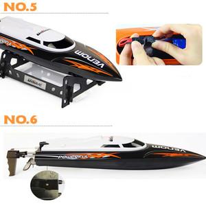 جديد UDI001 UDI 001 2.4 جرام 4ch rc ترقية عالية السرعة قارب سبيدو pootboat vs FT007 FT009 FT012 WL911 Skytech H100 H101 RC Boat
