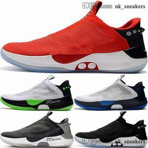 EUR Tamanho US Schuhe Basquete Big Kid Meninos Crianças Adapt BB Sapatos Sapatilhas 38 Tênis Slip On Mens Mulheres Homens 12 Cestos Brancos 46 Treinadores