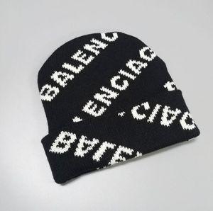 Men women's winter beanie men hat casual knitted caps hats men sports cap black grey white yellow hight quality skull caps D965