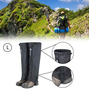 Areyourshop Mountain Waterproof Snow High Leg Shoes Cover Hiking Hunting Boot Gaiters Sporting goods Accessories Parts