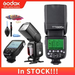 GODOX685F GN60 2.4G HSS 1 8000s WirelessL Flash Light Speedlite X1T-F Transmitter XPro-F Trigger for Fuji Cameras1