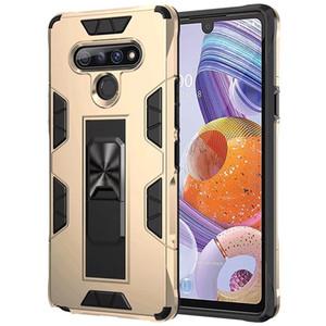 Anti-fall Phone Case For Motorala Moto G 5G Plus Fast Power Stylus E7 Military Armor Shell Caver For LG Harmony 4 K51 Stylo 6 5 Aristo 5