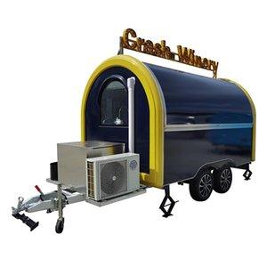 Imbisswagen Imbissanhänger Verkaufsanhänger Verkaufswagen Food-Truck