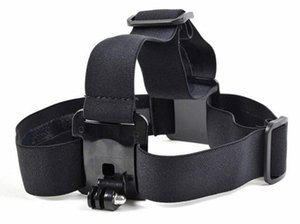 Gopro Accessories Elastic Adjustable Nylon Head Strap Belt Head Band Mount Adapter for Camera HD Hero