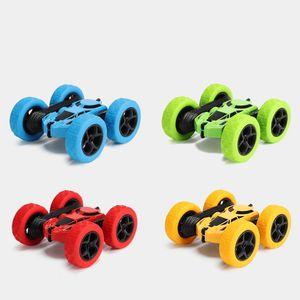 Birthday Return Gifts for Kids Smart Drift Deformation Control Stunt Car Model Degree Rotation Rollover Model Remote Control Car
