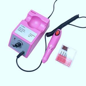 Perceuse électrique Nail Fraiseuse 0-20000 RPM pour Manucure fichiers Outils Kit ongles Polisseuse Broyage Vitrage machine