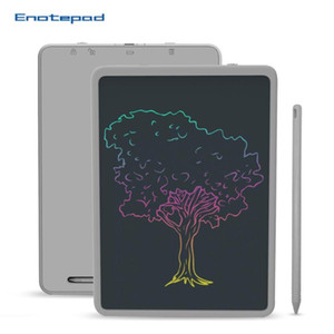11 Inch Silver LCD Handwriting Pad Electronic Intelligent Non-toxic Writing and Drawing Tablet Business Board for Daily Notes