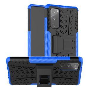 Для Samsung Galaxy S20 FE 5G Case Hybrid Брони Силиконовый бампер чехол для Примечание 20 Ультра S10 Lite S9 Plus A20E A01 Ядро A21S M31