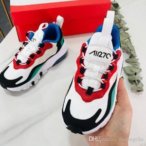 2020 New Arrival Kids 27o Trainers Designer Children Athletic Boys And Girls Air Running Shoes Toddler Gift