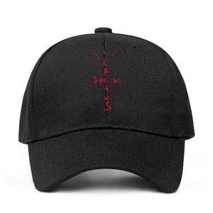 100% Cotton Cactus Jack Baseball Cap Travis Scott Unisex Astroworld Dad Hat Cap ASTROWORLD Embroidery Man Women Summer Hats