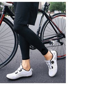 Summer leisure cycling shoes for men and women without lock cycling sports equipment breathable road bike bicycle mountain bike shoes