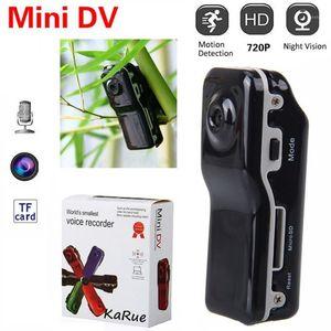MD80 Camcorder Small Camera Digital Video Recorder Digitale Mini HD Bewegungserkennung DV DVR Video Recorder Surveillance Camera1