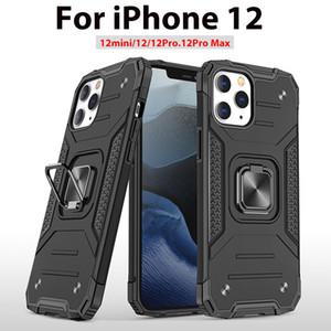 360 militares de la armadura de protección del teléfono carcasas para iPhone IPHONE12 12 MINI 11 pro max Iphone XR X XS 6 7 8 Plus Volver Armadura Casos