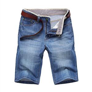 2019 classdim männer Denim Shorts gute Qualität Männer Baumwolle solide gerade männliche blaue lässige kurze Jeans