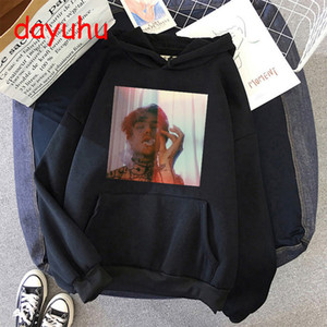 lil peep hoodies men hip hop fashion Cry Baby Sweatshirt Lover Winter Rip Harajuku Casual Male women hooded lil.peep Pullover X1022