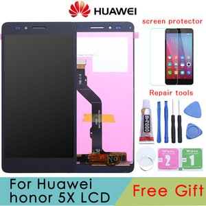 For Huawei Honor 5X LCD Display + Touch Screen Tools FHD 100% New Digitizer Assembly Replacement GR5 5.5 inches