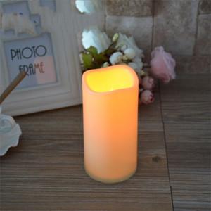 Hochzeitsfeiern Kerzenlichter LED Romantische Elektronik Switch Party Wave-Mundlampe Umweltanleitung Lampen Heißer Verkauf NEU 5 5CP3 M2