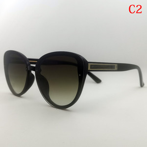 high quality fashion sunglasses gafas Sonnenbrille Glasses lentes óculos escuros de grife Woman Blue cat eye sunglasses sun glasses