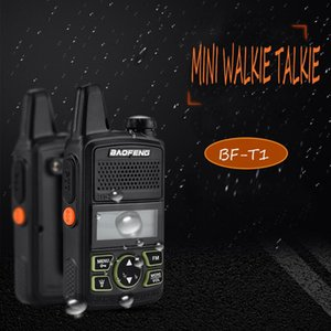 Baofeng cheap 1W BF-T1 Mobile Radio BF-T1 two way Ham Radio Mini Walkie Talkie USB Programming