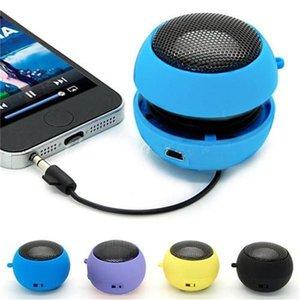 المتكلمين المحمولة تكامل USB مكبرات الصوت مصغرة هامبورغ بطاقة مكبر الصوت الكمبيوتر الكمبيوتر دعم MP3 الموسيقى بصوت عال