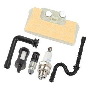 Nuevo filtro de aire Bujía de combustible / Línea de aceite Para 029 039 MS290 MS310 motosierra