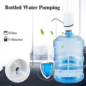 Water Dispenser Automatic Bottle Pump Electric Charging USB Drinking1