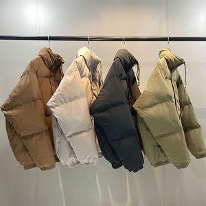 Mens parka 2020 caldo di inverno dei rivestimenti spessi Giacche a vento Parka Jacket donna Man Down Cappotto del cotone imbottito Cappotti Tactical Gear Outerwear